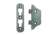 Set of Cast Iron Bed Rail Slide Fastener Hooks