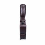 Thomas Payne 386643 Jaleco Chocolate Recliner Console