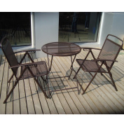 Bistro set Patio Set Table and Chairs Outdoor Furniture Wrought Iron CAFE set