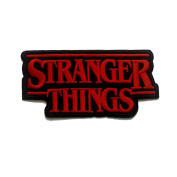 InspireMe Family Owned Stranger Things 011 Embroidered Sew/Iron-on Patch 7.6cm x 5.1cm