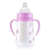 Bassby Baby Ceramic Bottle Newborn Feeding MilK Bottle Outdoor Bottle
