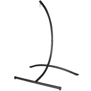 Lazy Daze Hammocks C Stand with Heavy Duty Coated Steel for Hammock Air Porch Swing Chair