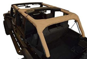 Replacement Roll Bar Cover - for Jeep JKU 4 Door - Sand