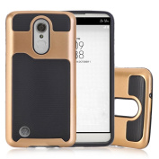 Seamount Soft Rubber Hard Protective Shell For LG Aristo LV3
