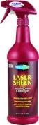 Farnam Laser Sheen Horse Shine and Detangler, 950ml bottle