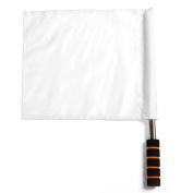 ink2055 Soccer Referee Flag Sports Match Football Linesman Flag Hockey Training