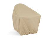 CoverMates – Outdoor Adirondack Chair Cover – 29W x 36D x 36H – Elite Collection – 3 YR Warranty – Year Around Protection- Khaki