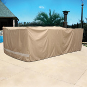Patio Armour SF46614 Ripstop Chat Set Patio Cover