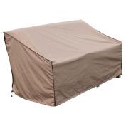 TrueShade Plus Outdoor 2 Seat Sofa Cover Water-Resistant (180cm L x 90cm w x 90cm H (back Height) 60cm H