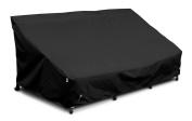 KoverRoos Weathermax 77450 Sofa Cover, 170cm Width by 90cm Diameter by 90cm Height, Black