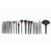 Cosmetic Brush,Clode® 24PCS Mini Make Up Foundation Eyebrow Eyeliner Blush Cosmetic Concealer Brushes