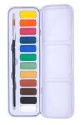 Mead Académie Watercolour Pan Set, 12 Colours