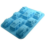 DaHanBL Creative Car Model Silicone Cake Mould Baking Mould Handmade Chocolate Mould