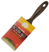 Wooster Brush 7.6cm . Golden Glo Paintbrushes Q3118-3