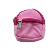 Education Toy,Jinjin Mini School bag Backpack Rucksack Accessory For Barbie Doll