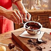 Rurah Stainless Universal Boiler£¬Baking Tools£¬Melting Pot for Butter Chocolate Cheese Caramel