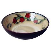 20cm Ceramic Soup Bowl Japanese Tableware for Restaurant Kitchen Pasta Soup Dessert Fruit Salad