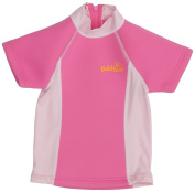 Babysun Towels UV T Shirt Pink