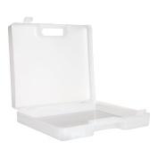JAS : White Carrying Art Box