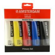 Amsterdam Acrylics Standard Primary Set 5X120ml