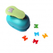 ODETOJOY Handheld Scrapbooking Punch Cutters Clearance Engraving Album Cards Paper Crafts Puncher Hole Punches Supplies with Shape