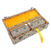 SJ023 Exquisite Pre-Mounted Song Brocade Hand Scroll with White Raw Xuan Paper (22 x 330 cm) Be The First To Review This item