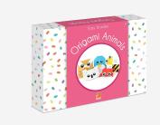 Origami Animals Easy to Make Childrens Craft Kit Smart Fox Junior Christmas Gift