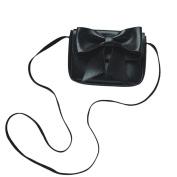 Baby Girls Shoulder Bags, Hmeng Children Girls Fashion Bowknot Leather Shoulder Bag Cross Body Bag Purse Handbag Messenger Bag