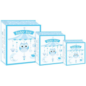 Eurowrap Childrens/Kids Book Box 3 Pieces