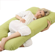 Side Sleeping Pillow / U-shaped pillow / multi-function pillow / Removable maternity pillow / adjustable waist guard