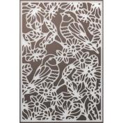 Ultimate Crafts Chirping in the Eaves Die, Metal, Black, 20.1 x 14.2 x 0.7 cm
