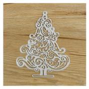 2017 Christmas Tree Cutting Die Stencil Metal Craft Card Making Xmas DIY Craft