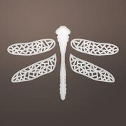 Ultimate Crafts Diy Dragonfly Die, Metal, Black, 15.4 x 11 x 0.6 cm
