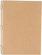 Art Alternatives Paper-Mache Book Set, Multi-Colour, 17.78 x 22.6 x 6.35 cm
