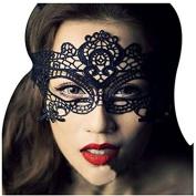 Lace Liles Venetian Mask Masquerade Halloween Costume