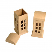S+W | Papier Mache - Phone Box | PM164