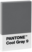 Pantone 108000009 Cool Grey 9 °C Plastic Holder 6 x 9.50 x 1.1 cm
