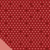 Robins Nest The Valentine Hearts Scrapbook Accessory