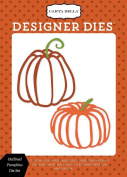 Carta Bella Paper Company CBHA56041 Outlined Pumpkins Die Set