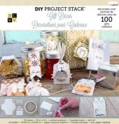 DCWV Project Stack Gift Decor and Pocket Tags