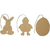 Creativ Easter Hanging Decorations 10 cm