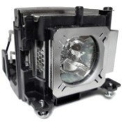PJxJ replacement lamp POA-LMP142 / 610-349-7518 with housing for SANYO PLC-XD2200 / PLC-XD2600 ; EIKI LC-XBM31 projector BEAMER