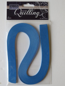 PAPER QUILLING STRIPS 3MM KINGFISHER BLUE