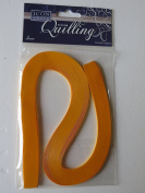 PAPER QUILLING STRIPS 3MM GOLDEN YELLOW