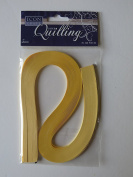 PAPER QUILLING STRIPS 3MM CREAM