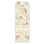 First Edition Large Deco Mache Flowers