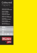 B. Yellow Paper 250g 10 °F