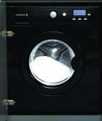 De Dietrich DLZ693BU Washer Dryer Integrated Black