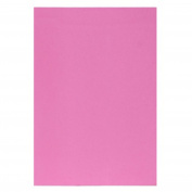 KRAFTZ® Pack Of 10 Pink A4 Size Eva Self Adhesive Foam Sheets for Crafts, Home, Office, Party Decorations, DIY Crafts