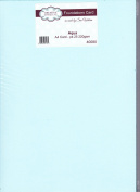Creative Expressions Foundations Aqua A4 Cardstock - 25 sheets